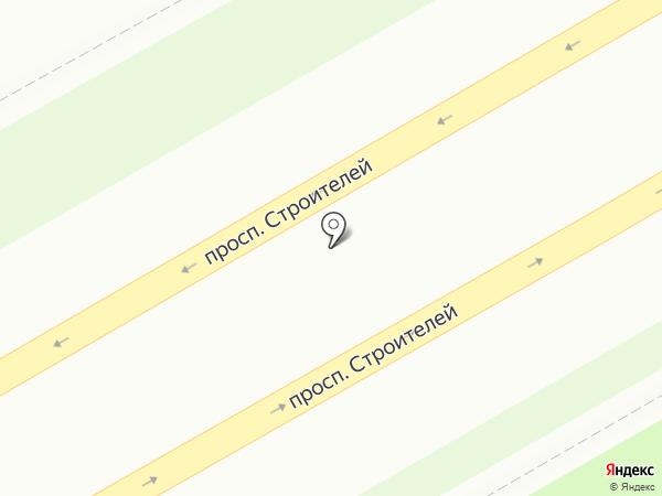 Глушитель-сервис на карте Смоленска