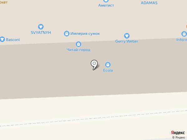 Yota на карте Смоленска