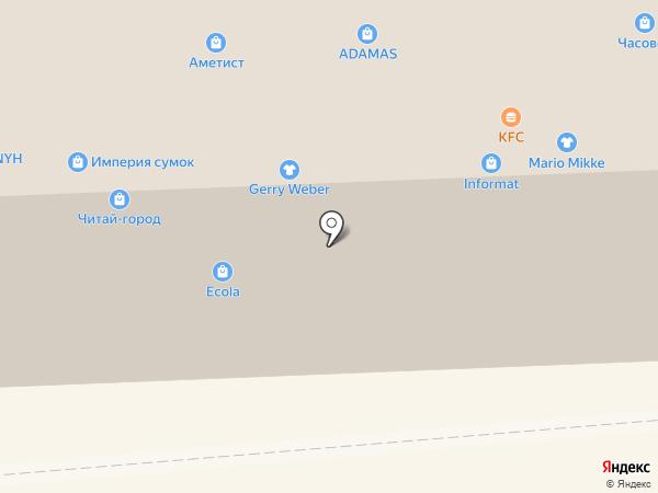 Енот Авто на карте Смоленска