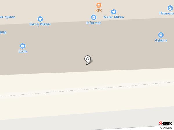 Ароматы Востока на карте Смоленска