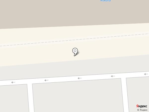 АМЕТИСТ на карте Смоленска