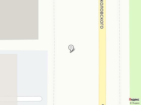 YES на карте Смоленска