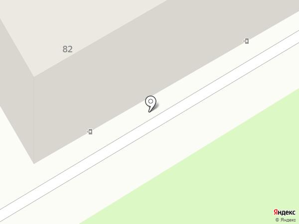 Красное & Белое на карте Смоленска