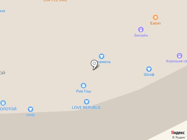 Кожанофф на карте Смоленска