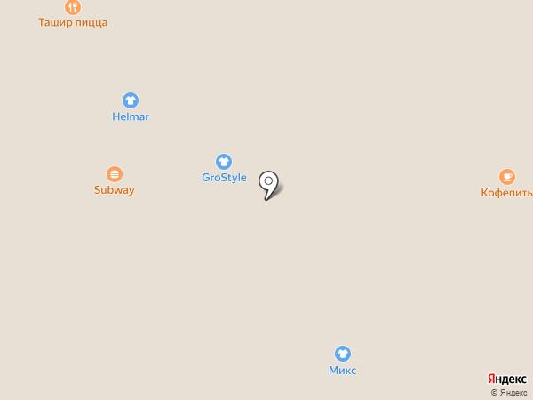 Zushi Box на карте Смоленска