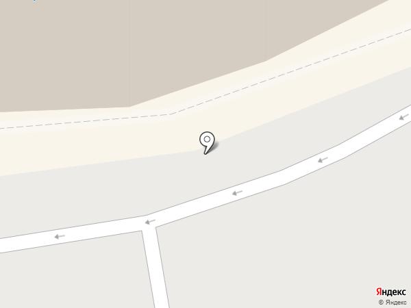 Золотой на карте Смоленска
