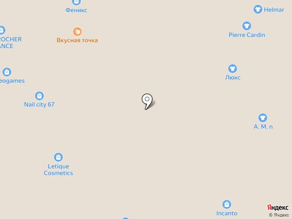 I love apple на карте Смоленска