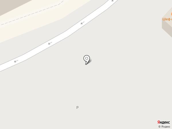 Шкаф на карте Смоленска