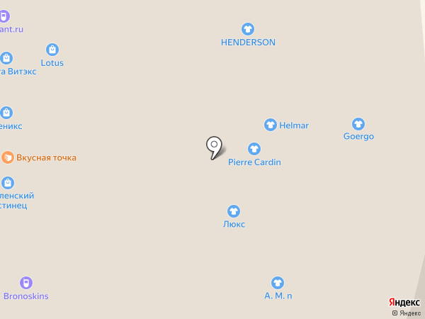 PARA на карте Смоленска