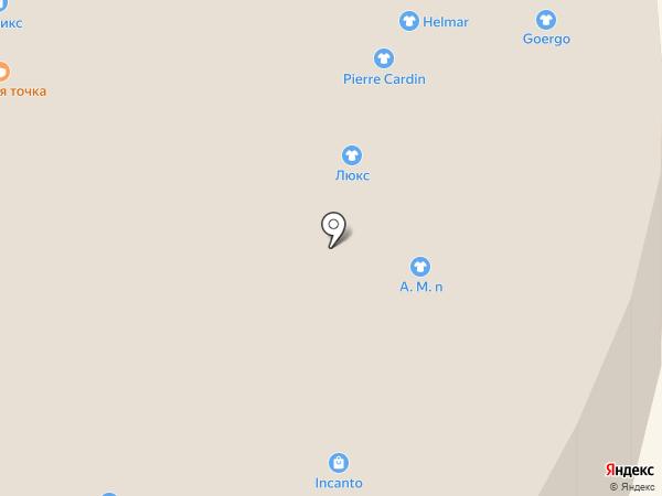 Самварыч на карте Смоленска