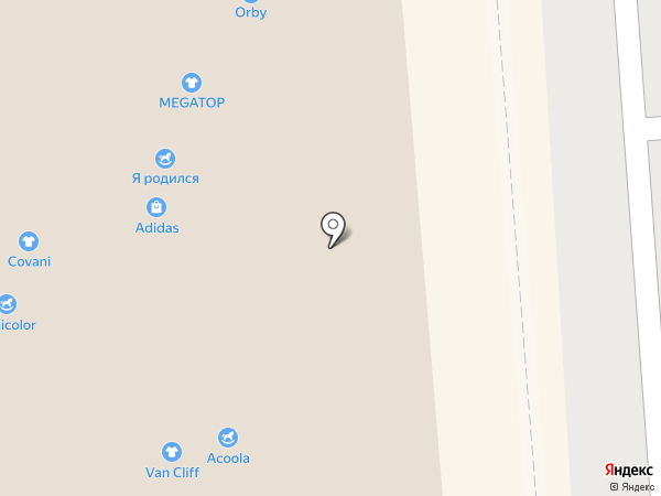 Richy на карте Смоленска