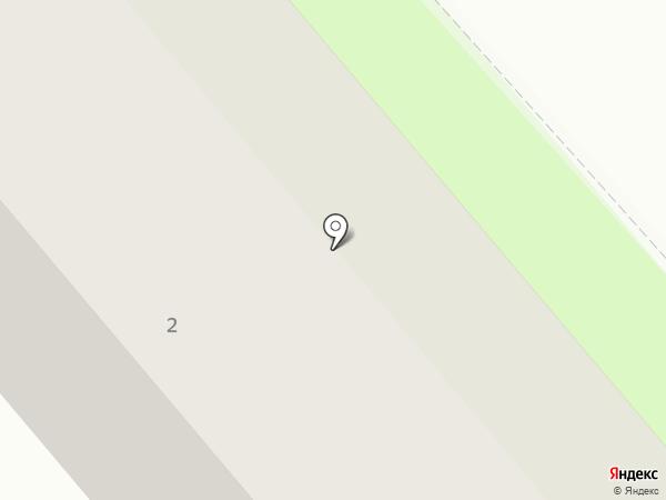 Жилищно-строительный кооператив №8 на карте Смоленска
