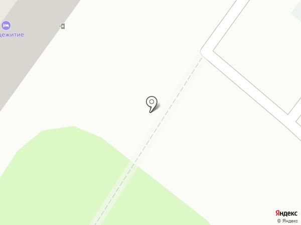 Учебно-курсовой комбинат ЖКХ на карте Смоленска