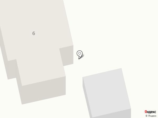 Соловьиная роща на карте Смоленска