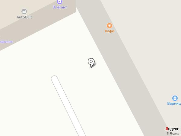 Магазин трикотажа на карте Смоленска