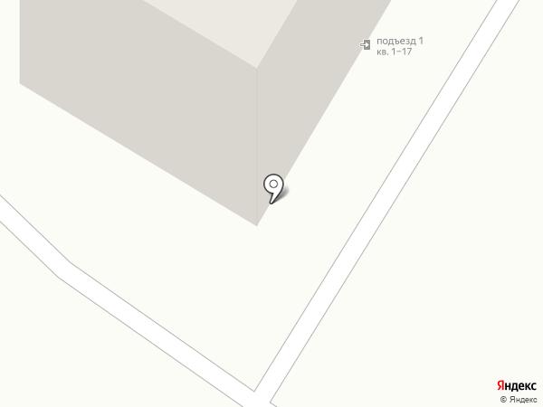 Почтовое отделение №9 на карте Смоленска