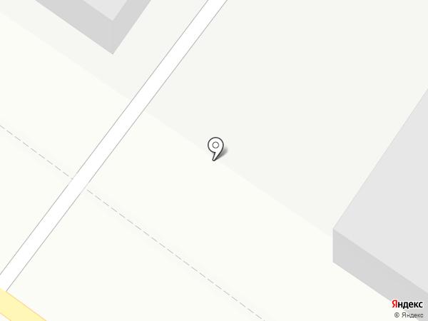 Пункт техосмотра на карте Смоленска