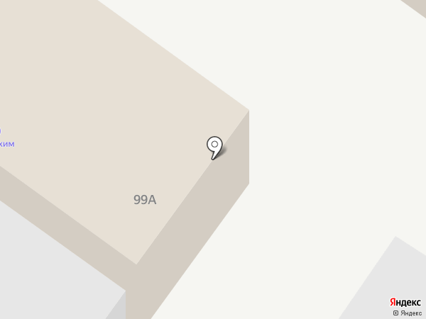 Смоленская керамика на карте Смоленска