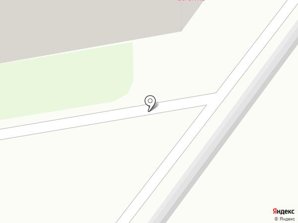 Вита Нова на карте Смоленска