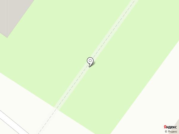 Лиса на карте Смоленска