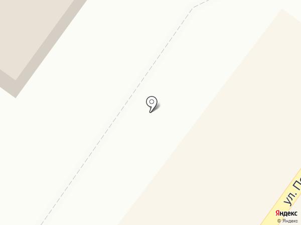 Подсолнух на карте Смоленска