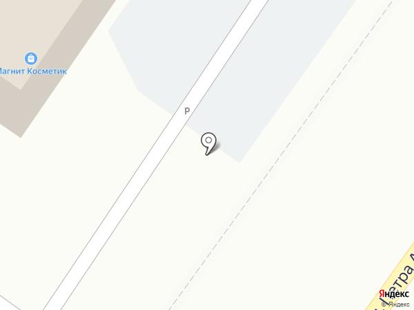 ЛАРИСА на карте Смоленска