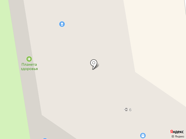 Нина на карте Смоленска
