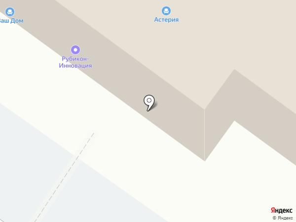 Экона на карте Смоленска