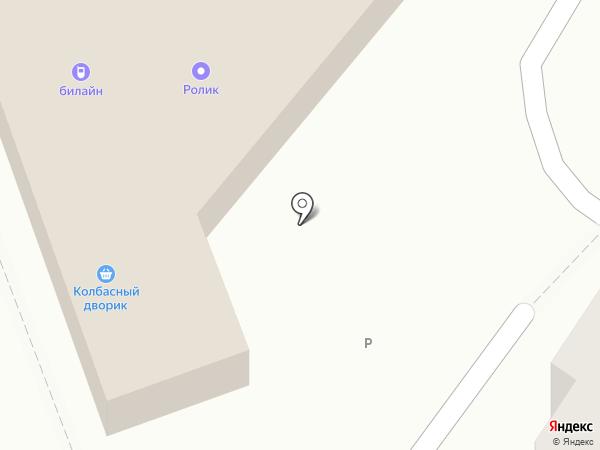 МТС на карте Смоленска