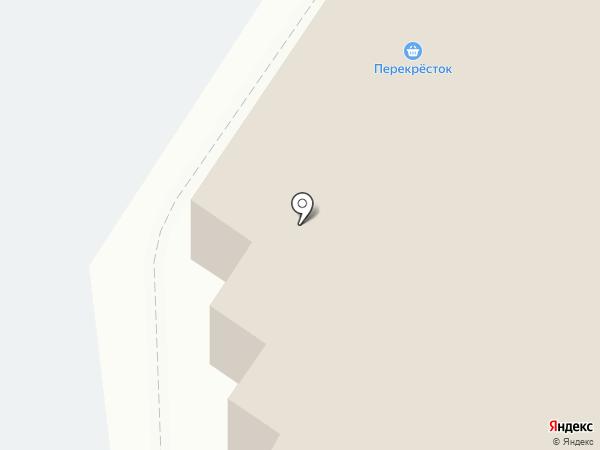 Табачок на карте Смоленска