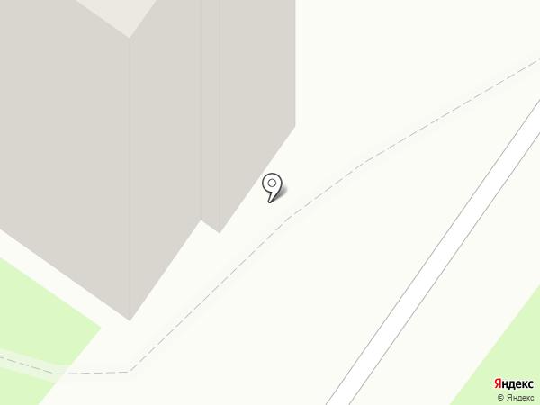 Участковый пункт полиции №7 в Промышленном районе на карте Смоленска