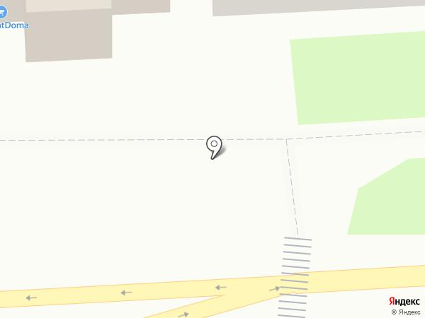 Детский квартал на карте Смоленска