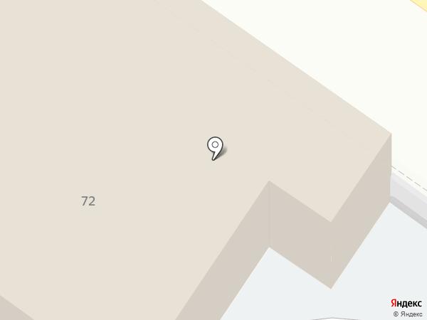 Экостом на карте Смоленска