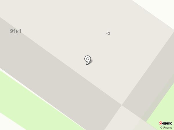 Фактор67 на карте Смоленска