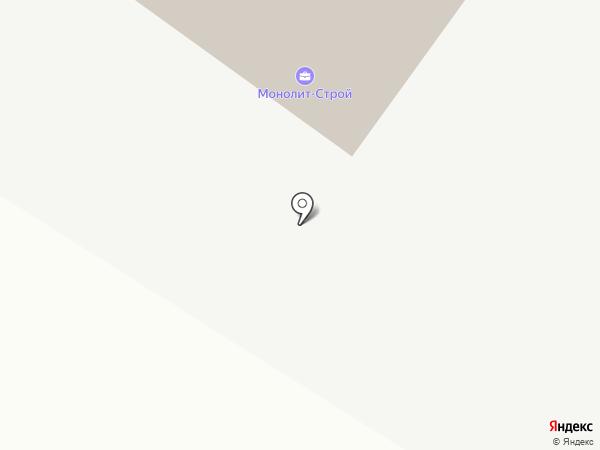 ЕВРОГЕНСТРОЙ на карте Смоленска