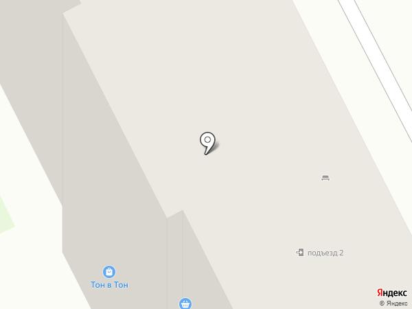 БелХимТрейд на карте Смоленска