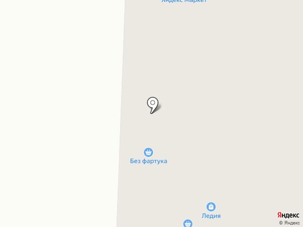 НАШ на карте Смоленска