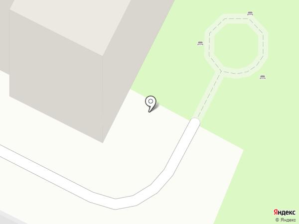 Сантехническая компания на карте Смоленска
