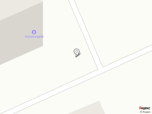 Виктория Голд на карте Смоленска