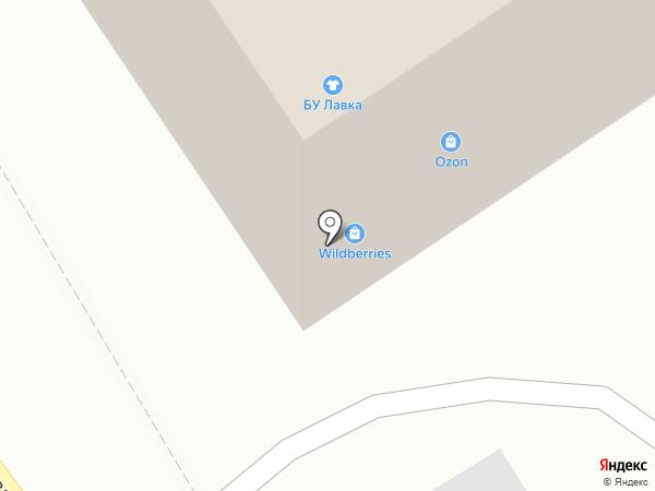 Мини коопмаркет на карте Смоленска