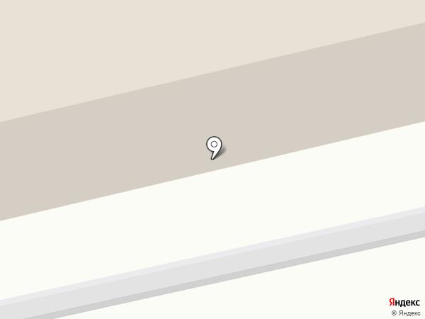 Путевая машинная станция №97 на карте Смоленска