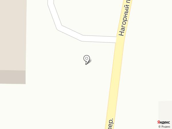 Пожарная часть №043 на карте Смоленска