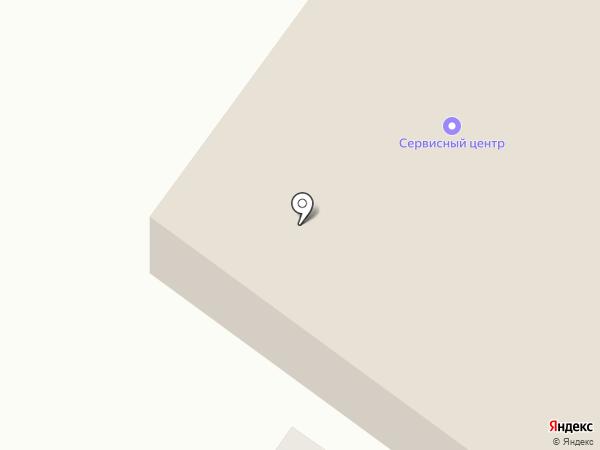 Пивная карта на карте Колы