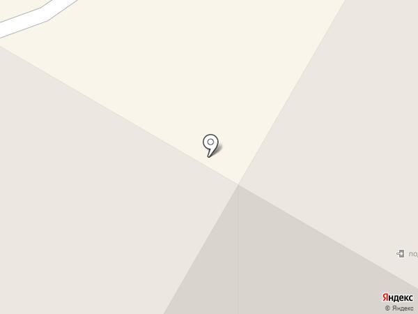 Кружка на карте Колы