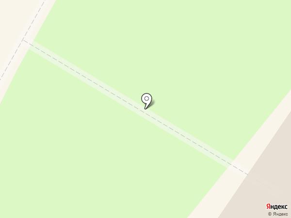 Лебедушка на карте Колы
