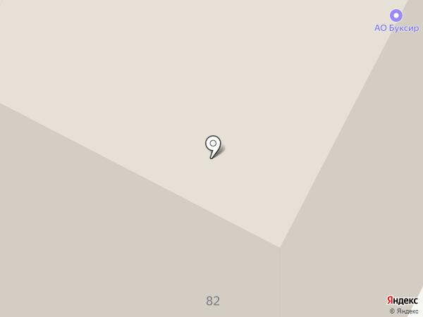 Севрыба Эко на карте Мурманска