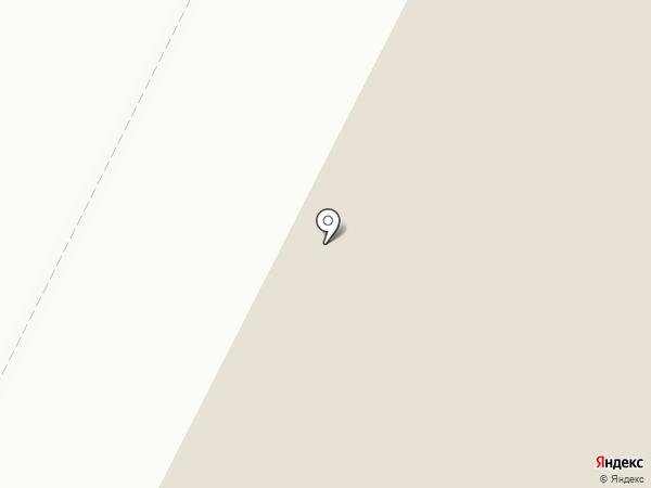 Морской прибой на карте Мурманска