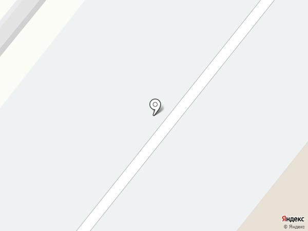Мурманский таможенный пост на карте Мурманска