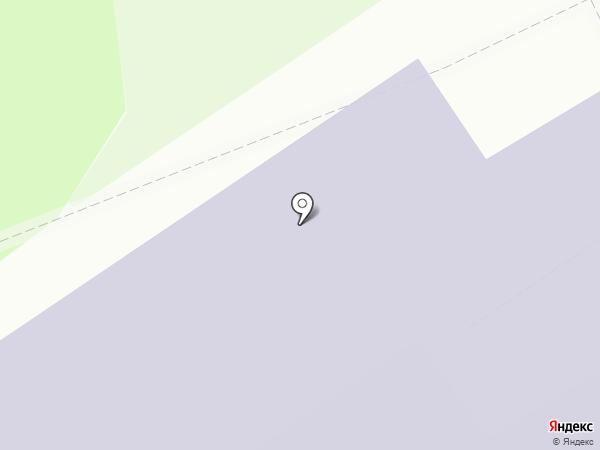 Мурманский государственный технический университет на карте Мурманска