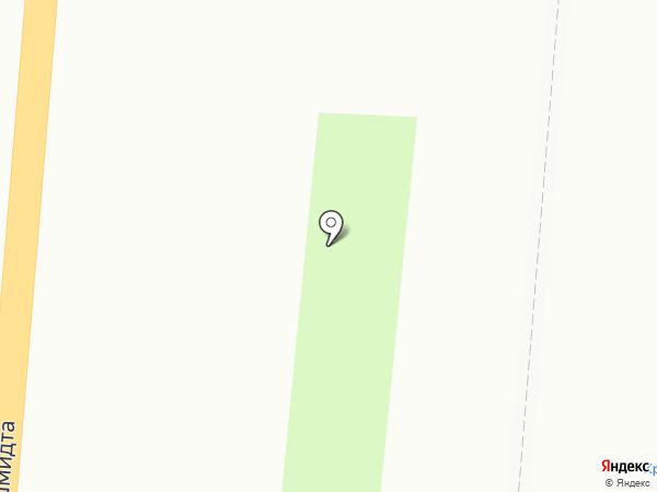 Нотариус Ефимова М.И. на карте Мурманска